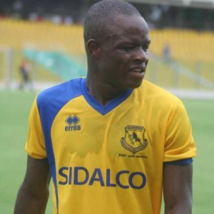 Newly-signed AshantiGold striker Fuseini Nuhu wants to power Miners to CAF Champions League glory