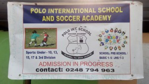 Hearts of Oak legend Mohammed Polo expands school with President Mahama's money given to old players