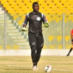 Aduana Stars goalkeeper Adams plays down concerns over his weight