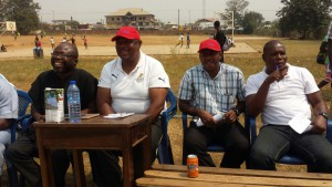 REPORT: Over 300 players show up for National U17 justify in Kumasi