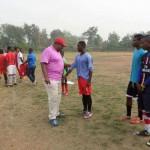 Volta Region U17 justifier ends in Ho