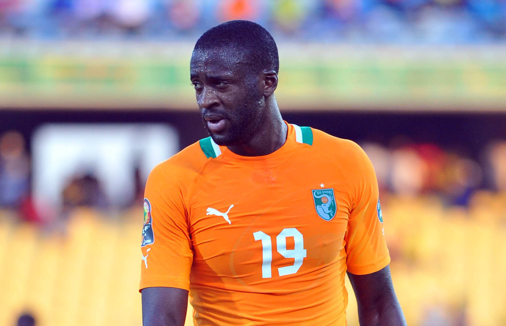 FEATURE Why Yaya Toure is the New Kanye West Ghanasoccernet