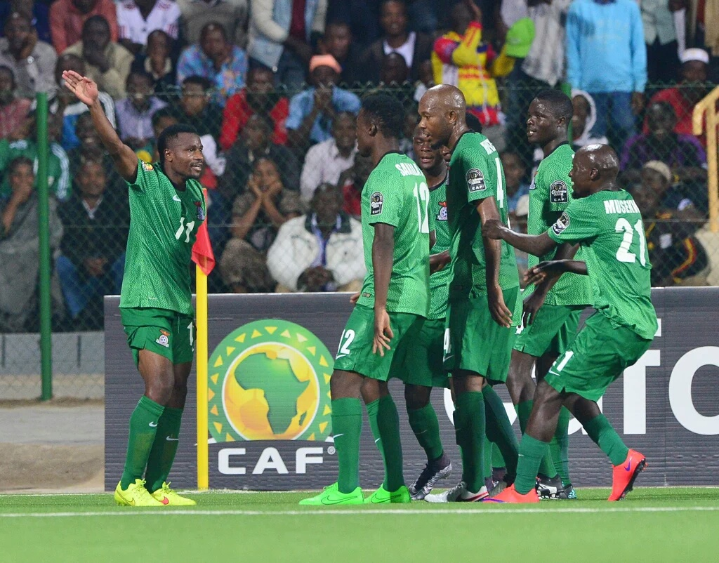 Zambia to arrive in Ghana today for training ahead of crucial Nigeria World Cup qualifier