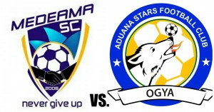 FirstTrust G6 TOURNEY: Medeama SC vs Aduana Stars - What you need to know