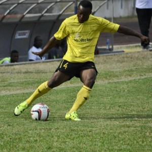 Morale in camp is very high ahead of Bejaia's clash - Ashgold's midfielder Alhassan Nuhu