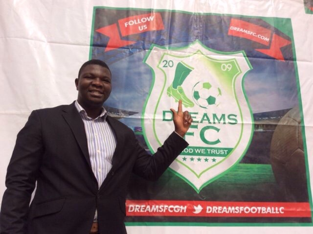 Dreams FC Administrative Manager apologises for signing Normalisation Committee contract