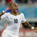 Solar Ayew optimistic of Andre Ayew's chances against Yaya Toure ahead of CAF award
