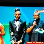 Aubameyang beats Yaya Toure & Andre Ayew to win 2015 African Player of the Year award