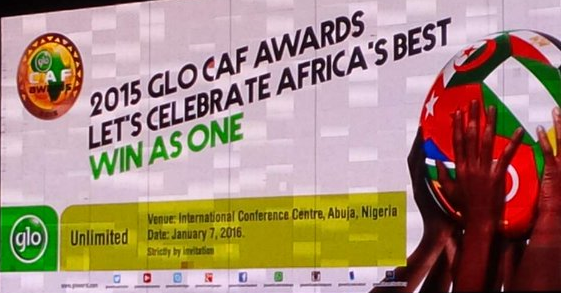 Relive the updates from the 2015 CAF African Footballer of Year awards