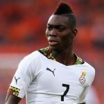 Video: Chelsea returnee Christian Atsu hires Ghana fitness trainer in London to impress Hiddink
