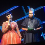 Photos: See pictures of Ghanaian actress Juliet Ibrahim at the 2015 CAF Awards in Nigeria