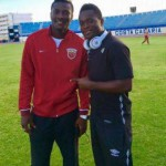 Mahatma Otoo triumphs over his mentor Asamoah Gyan in pre-season friendly in Spain