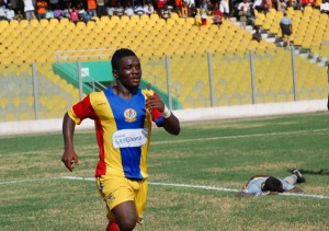 CONFIRMED: Former Hearts of Oak midfielder Romeo Agban joins Dwarfs