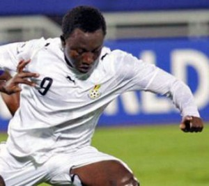 Berekum Chelsea attacker Saddick Adams eyes Black Stars call-up