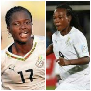 Portia Boakye, Samira and Egyir compete for SWAG female footballer of the Year