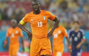 Ivory Coast star Yaya Toure disappointed over losing 5th straight African Player of Year