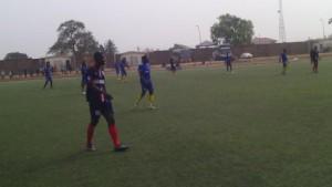 Inter Allies held 1-1 by Nigerian side Ifeanyi Ubah in pre-season friendly