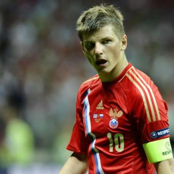 Kuban and Arshavin part way on mutual consent