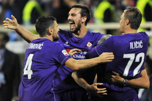ไฮไลท์  Fiorentina 2 - 1 Carpi