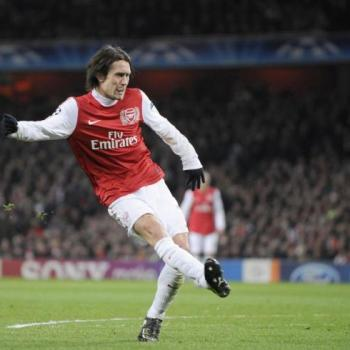 Has Rosicky played his last game for Arsenal?