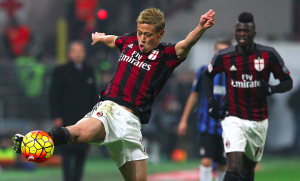AC Milan vice-president delighted with midfielder's form