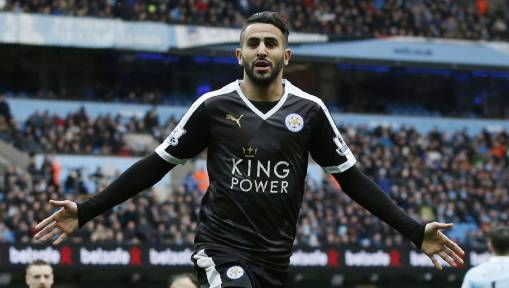 <h2>Ghanaian duo Schlupp, Amartey on course for English Premier League title as Leicester thump title favourites Man City</h2>