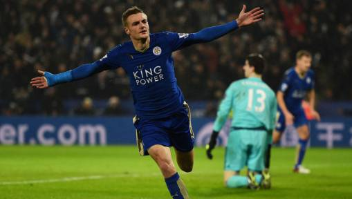 Jamie Vardy Signs New 3-Year Contract at Leicester City