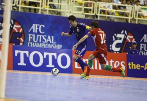 AFC Futsal Championship 2016: All you need to know