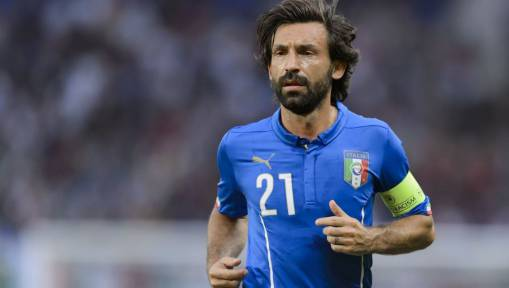 Italian Legend Andrea Pirlo Selects His Best Premier League XI