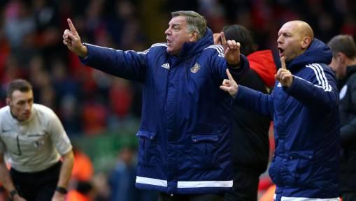 Sam Allardyce: Sunderland Earned Anfield Point by Never Giving Up