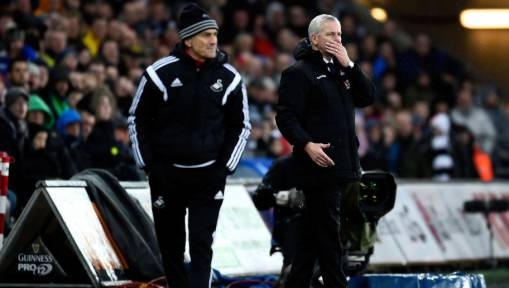 Francesco Guidolin: Swansea City Deserved to Beat Crystal Palace