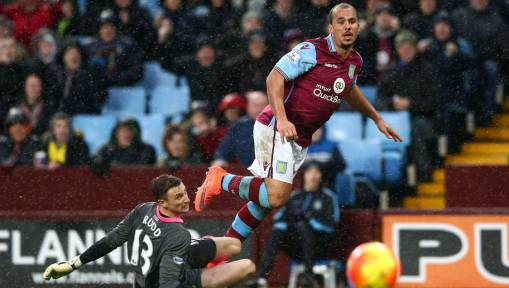 Villa Boss Remi Garde Delighted Gabriel Agbonlahor Ended Goal Drought