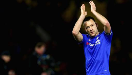 Chris Smalling: John Terry Is a Role Model and One of the Greatest Defenders Ever