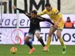 Frosinone 0-2 Juventus: Bianconeri leave it late against the Canarini