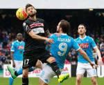 Napoli 1-0 Carpi: Higuain penalty downs ten-man Biancorossi