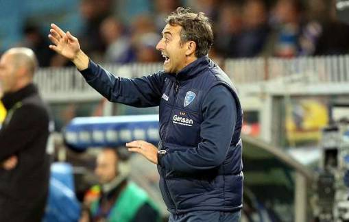 Giampaolo: Empoli did well to draw with Atalanta