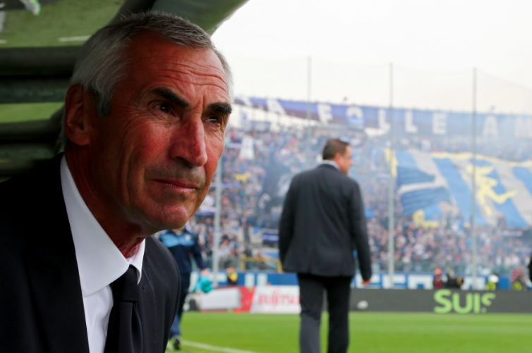 Reja: I was pleased with Atalanta's performance in draw with Empoli