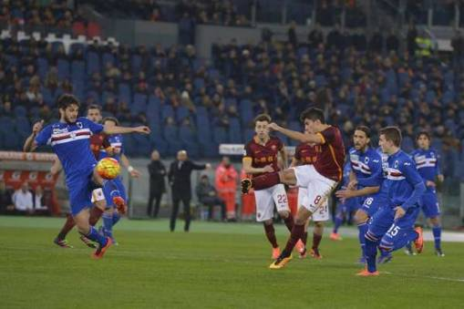 Perotti: The Roma support helped us beat Sampdoria