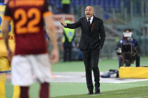 Roma boss admits luck involved in win over Sampdoria