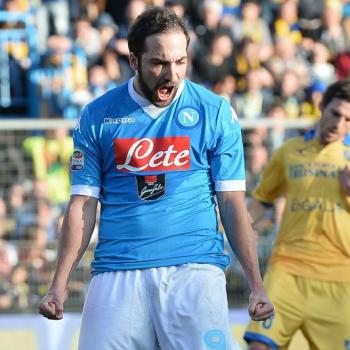 ITALY / Napoli: Higuaín keeps Napoli in the first position