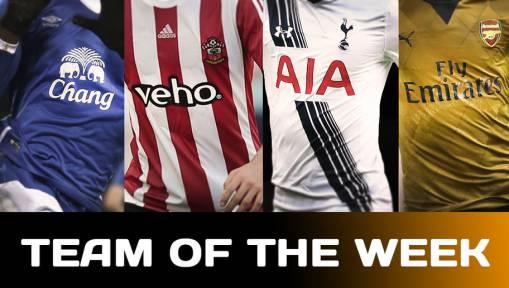 VIDEO: 90min's Premier League Team of the Week - Gameweek 25