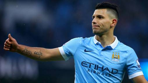 Sergio Aguero Set to Sign Manchester City Contract Extension