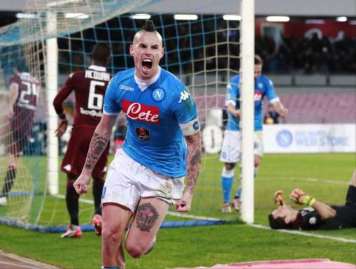 Hamsik: It was nice to make history with Napoli