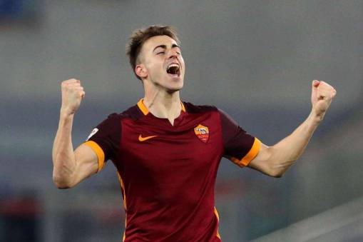 Roma winger delighted with instant impact