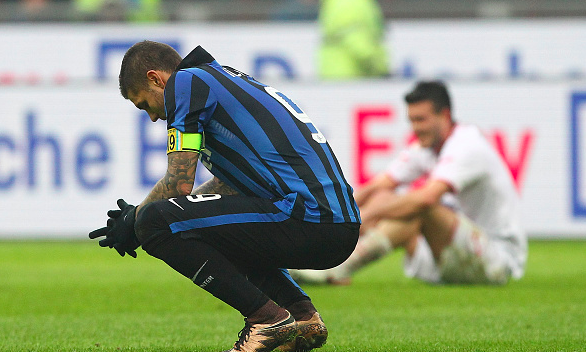 Icardi could leave if Inter fail to qualify for Europe