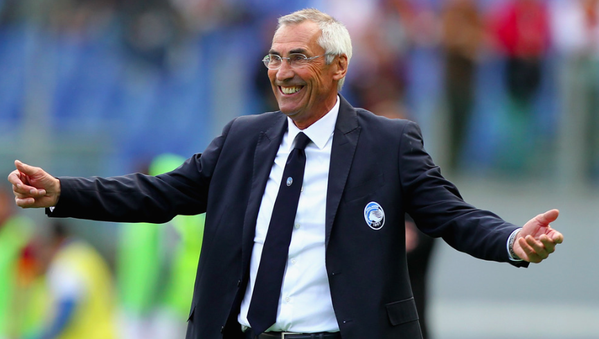 Former Lazio coach says it's sad to see the Stadio Olimpico empty