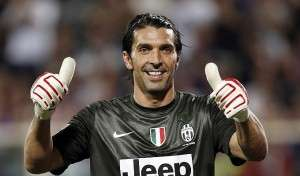 Buffon targets fifth straight scudetto