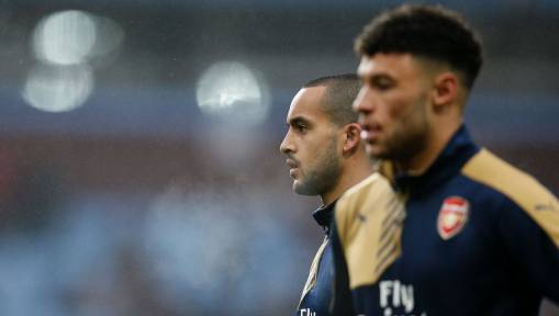 Thierry Henry: It's Make or Break Time for Walcott and Chamberlain