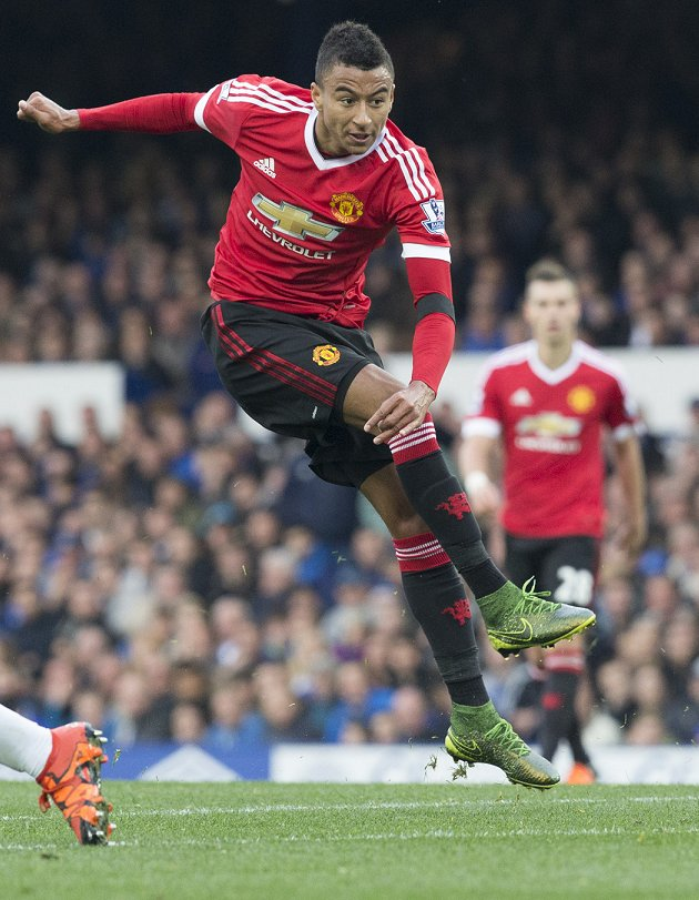 LVG says I'm getting back to my best - Man Utd youngster Lingard