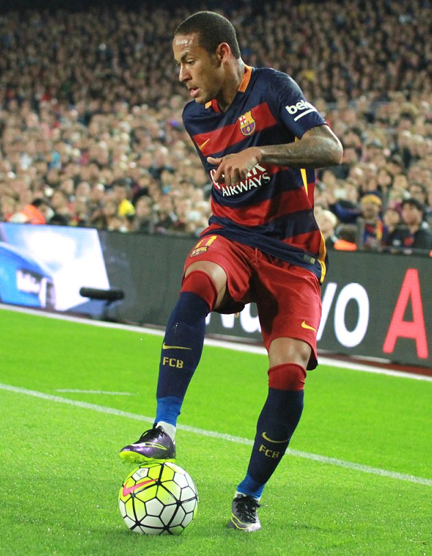 Man City and Man Utd set to battle it out for Barcelona maestro Neymar